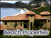 Beach Properties in Costa Rica